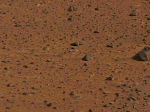 Desde ese lugar, el robot transmitirá a la tierra las primeras imágenes del interior de marte e información de minerales que pudieran traducirse en algún signo de vida.