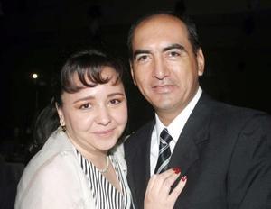 Araceli y Fernando Quezada