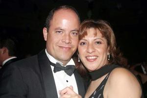 Jorge Ríos Zúñiga y Perla Mijares de Ríos