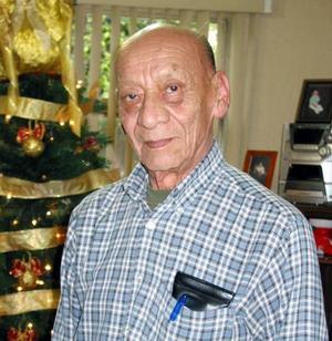 <u>06 de enero</u><p> El señor Rodolfo Zubiría celebró su cumpleaños en días pasados