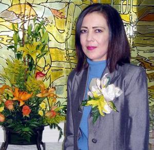 <u> 10 de enero </u><p> Adriana Villarreal fue festejada con una despedida soltera, por su próximo enlace matrimonial.