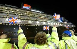 Antes de llegar a Fort Lauderdale, en Florida, el Queen Mary 2 hará escala en los puertos de Funchal, Santa Cruz de Tenerife, Las Palmas, Bridgetown y Charlotte Amalie.