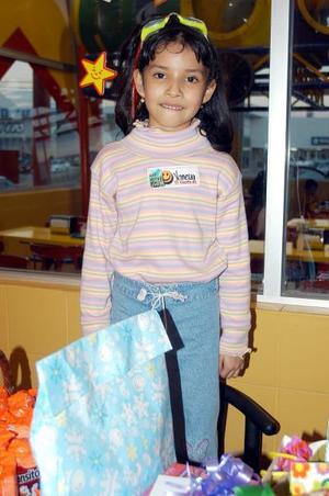<u>11 de enero </u><p> Vanessa Joselyne Rangel Reséndiz festejó su séptimo año de vida con un convivio
