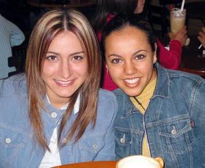 Iveth Delgado de Gutiérrez y Loreley Ceballos de Guzmán.