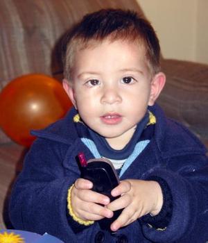 Diego Plascencia Fernández festejó su primer año de vida con una divertida fiesta que le ofrecieron sus papás Laura Fernández de Plascencia y  Mitzky Plascencia.