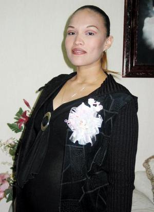 <u>13 de enero </u><p> Ania Arcelia Carrera de Montoa fue festejada por el próximo nacimiento de su bebé.