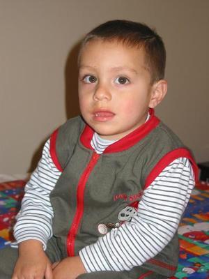 José María Baltazar Ortiz celebró su segundo cumpleaños con una divertida fiesta infantil.