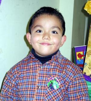 Luis Eduardo Gallegos González celebró su cumpleaños en días pasados.