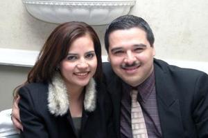 Armandina Puente y José Hernández.