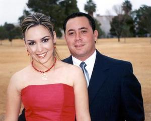 Anaís Anaya Córdova y Héctor Jaime Chufani contraerán matrimonio el 21 de febrero.