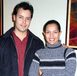 Homero Pérez de la Rosa y Alicia Castillo Ruelas