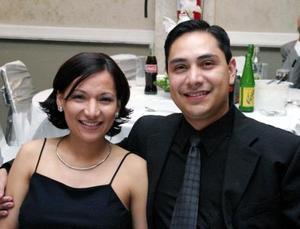 Karla Ayala y Miguel Martínez.