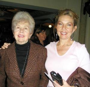 Gabriela C. de Alonso y Alicia D. de Casale.