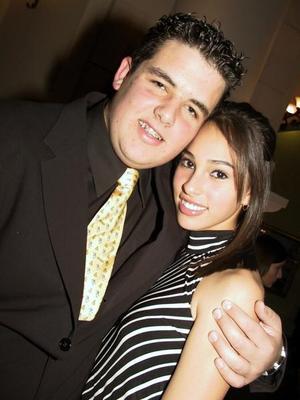 Jesús Obeso Martínez y Daniela Arreola Armenta.