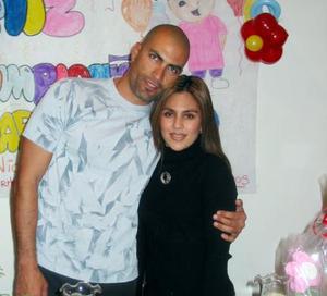 Federico Miñana e Ileana Rodríguez de Miñana festejaron su cumpleaños en días pasados.