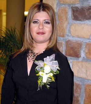 Blanca Vizcaya Hernández contraerá matrimonio en próximas fechas con Luis Gerardo Martínez.