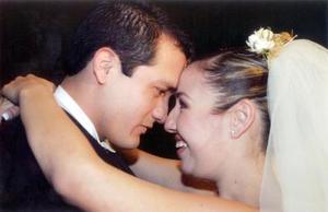 Javier Pimentel y Karla Armendáriz Velasco.