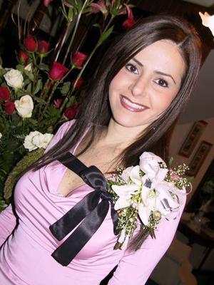 Márgara Dueñes Correa disfrutó de una despedida celebrada en días pasados.