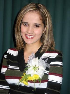 <u> 25 de enero </u> <p> Verónica Tostado Viesca en la despedida de soltera que le ofrecieron por su próximo enlace.