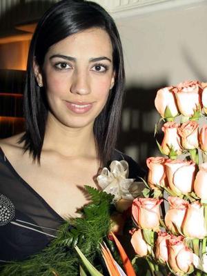 Luisa Cristina Díaz Durán disfrutó de una despedida de soltera.