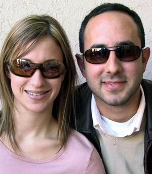 <u> 29 de enero </u><p> Elizabeth Gibert y Ángel Ortiz Cano.