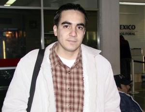 <u> 31 de enero </u> <p> Iván López viajó a Ciudad Juárez, Chihuahua para atender asusntos de trabajo.