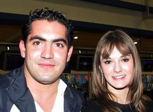 <u> 30 de enero </u> <p> Ernesto Rodríguez y Selene  Guglielmi.