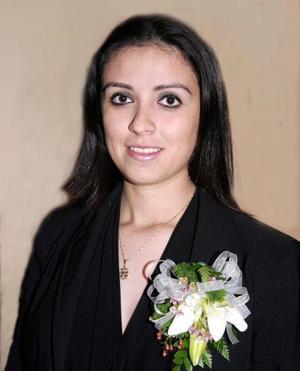 <u> 30 de enero </U> <p> Karla Alcalá fue captada en la despedida de soltera que le organizaron en días pasados con motivos de su próximo matrimonio.