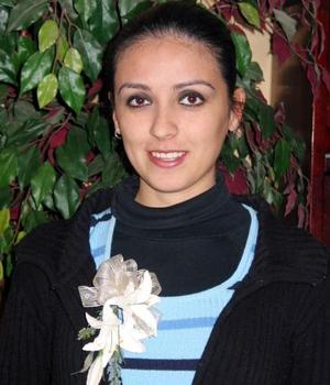 <u> 31 de enero </u> <p>  Katy Alcalá Salgado contraerá matrimonio con el señor Omar Castillo Jara.