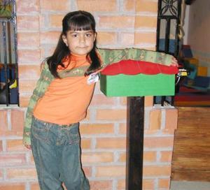 <u> 30 de enero </u> <p> Dalili Ramírez Méndez festejó seis años de vida, con una divertida fiesta infantil que le organizarón sus papás.