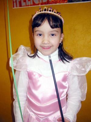 <u> 31 de enero </u> <p> Frida Stephanye Prado Ramón festejó su sexto cumpleaños con una divertida fiesta.