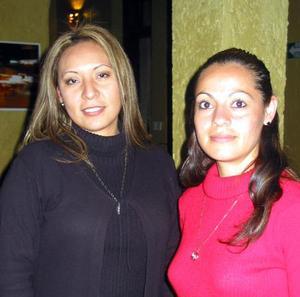 Yessica Guerrero y Brenda Salas.