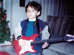 <b><u>02 de febrero</b></u>  José David Torres Adelantado festejo sus cinco años de edad en diciembre pasado.