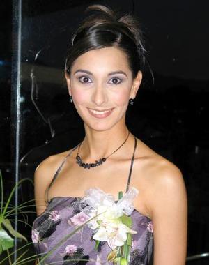 <b><u>02 de febrero </b></u>  Líala Reyes Pámanes en su despedida de soltera