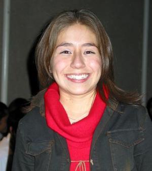 <u> 03 de febrero </u> <p> Valeria Acosta Fuentes celebró su cumpleaños en días pasados.