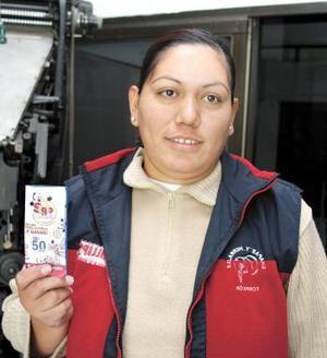 Verónica Torres, se despreocupará de algunas mensualidades de la casa que cubrirá gracias al premio de 10 mil pesos de Siglomanía.