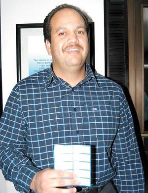 Luis Manuel González fue uno de los afortunados de la segunda semana.