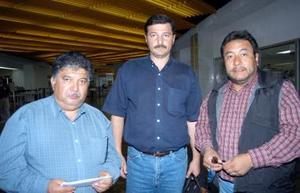 <u><b>06 de febrero</u></b><p> José Luis Martínez, Tomas Rivera y José Torner regresaron a la Ciudad de México.