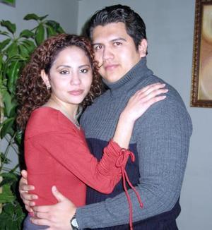 Gabriela Ramírez Valdivia y Juan Antonio Miranda Pérez.