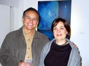 Jorge A . Díaz y Elsa C. de Díaz.