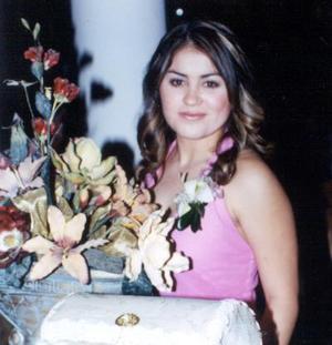 <u><b>12 de febrero</u></b><p>  Yéssica Guzmán en su despedida de soltera