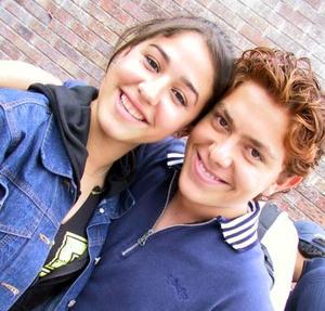 Luis Rodríguez y María Fajer.
