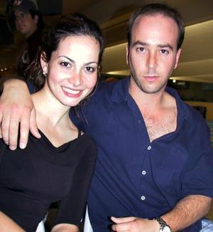 Alejandro González y Sufid Ramos.