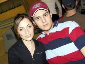 Ricardo R. y Alejandra Cabral.