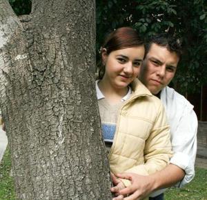 Pedro Padilla y Sofía Rivera.