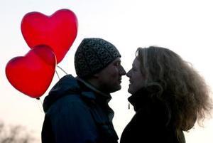 Día del Amor y la Amistad en Rusia.