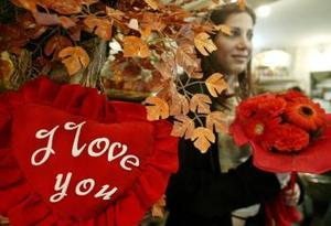 Día del Amor y la Amistad en Irak.