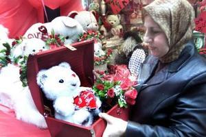 Día del Amor y la Amistad en Irak