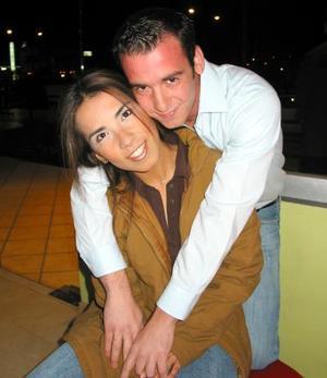 Marisol Montiel  Hernández y Pedro Sánchez Lugo.