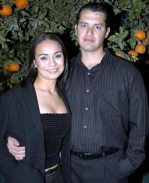 Valeria Correa Riva y Octavio Durán Serna.